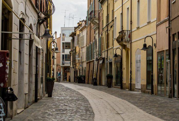 Centro storico di Ravenna