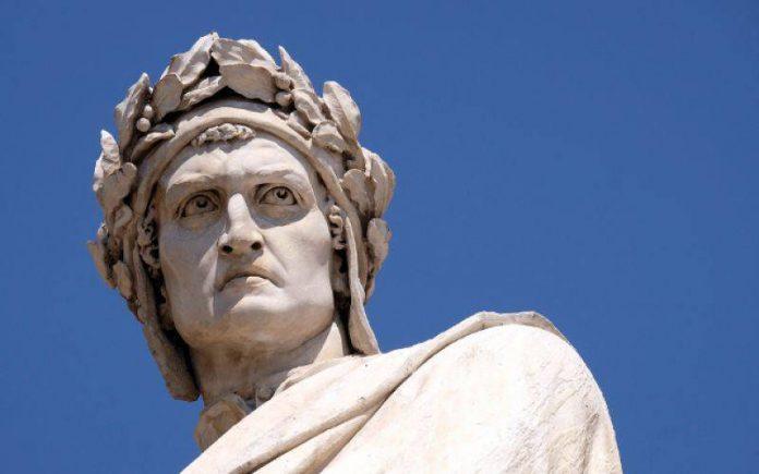 Dante Alighieri (foto di repertorio shutterstock)