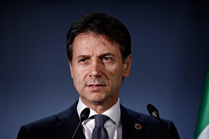 Il Premier Giuseppe Conte (foto di repertorio)