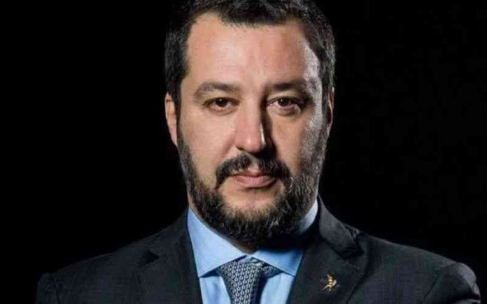 Matteo Salvini (foto di repertorio)