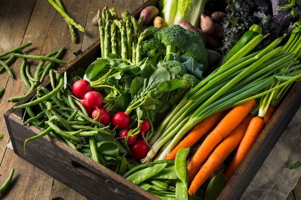 Mercato alimentare (foto di repertorio)