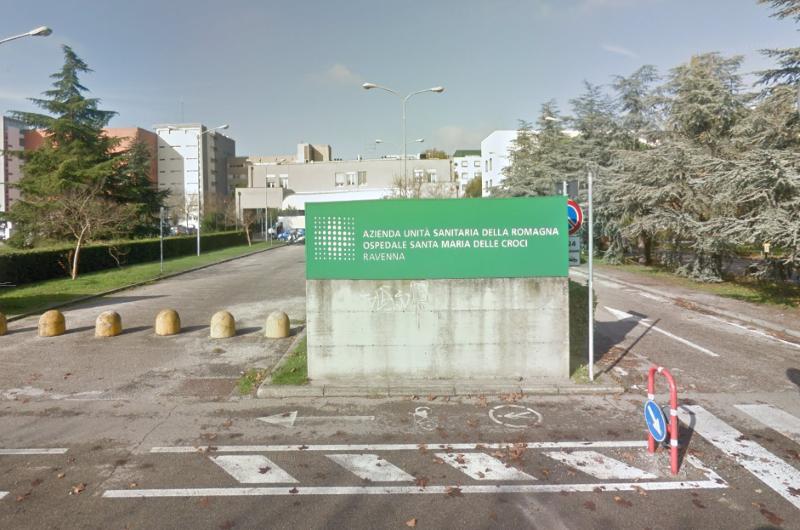 Ospedale Santa Maria delle Croci (foto di repetorio)