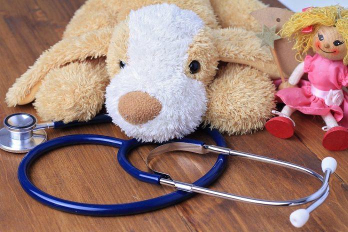 Pediatria (Shutterstock.com)