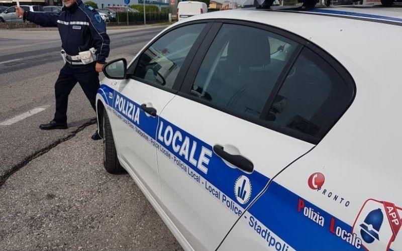 Polizia locale (foto di repertorio)
