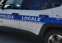 Polizia locale foto di repertorio)