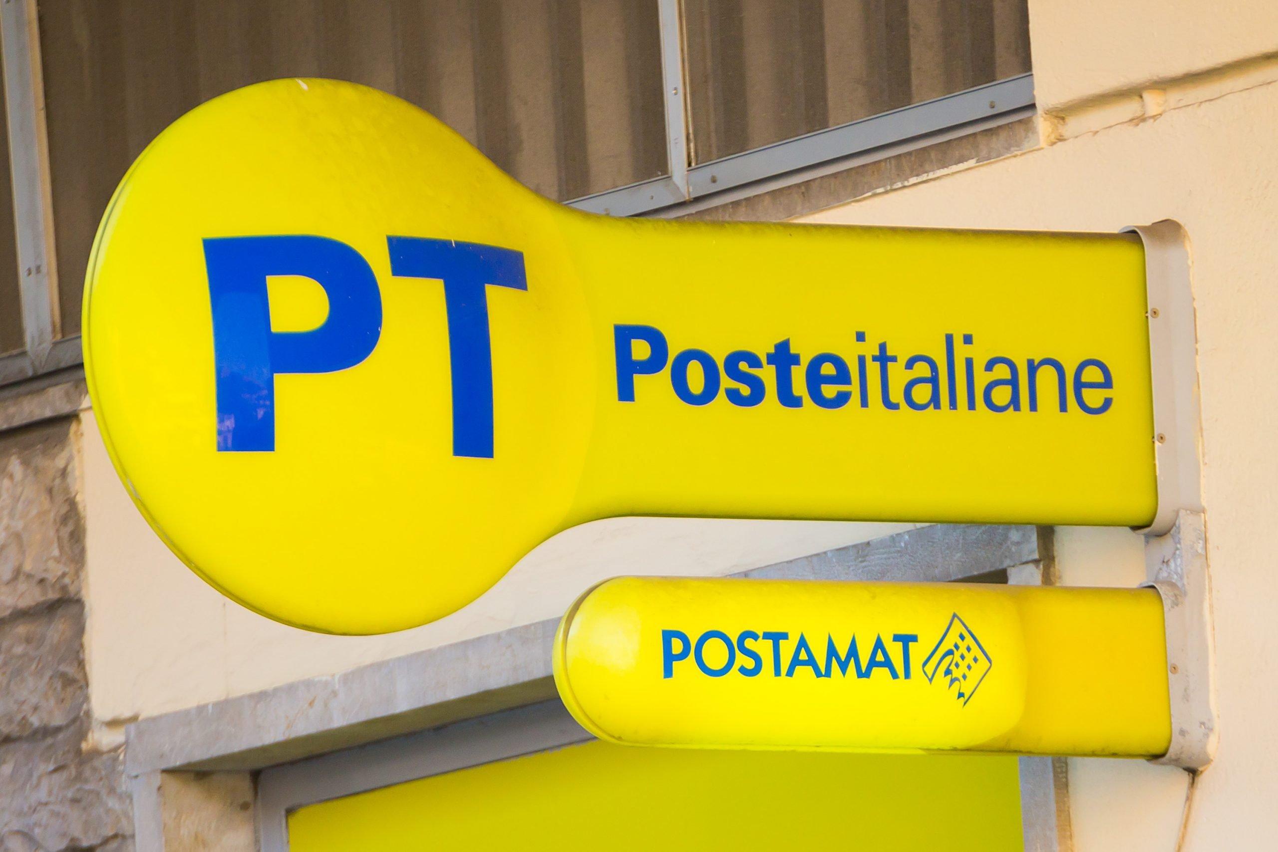 Poste Italiane (foto di repertorio)