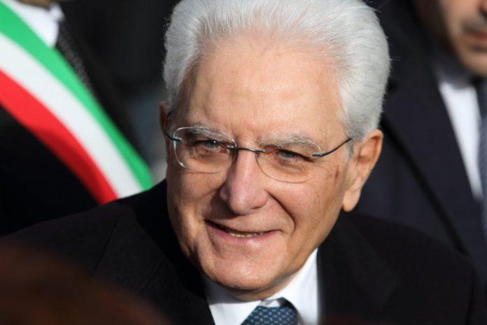 Sergio Mattarella (foto di repertorio Antonio Nardelli / Shutterstock.com)