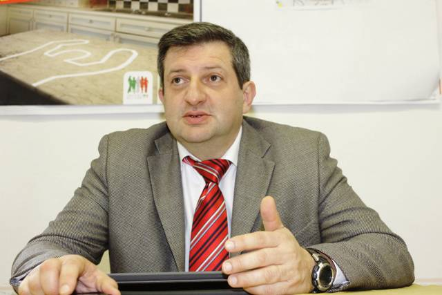 Stefano Collina (Foto di repertorio)
