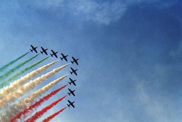 Frecce Tricolori (foto di repertorio)