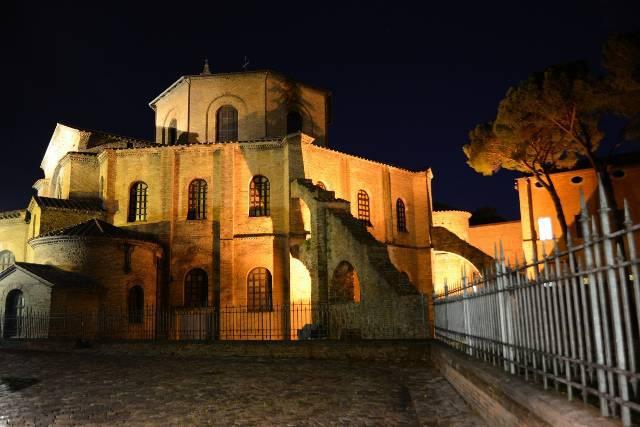 Basilica di San Vitale (foto di repertorio)