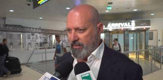 Il presidente della Regione Stefano Bonaccini