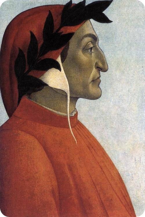 Dante Alighieri (foto di repertorio)
