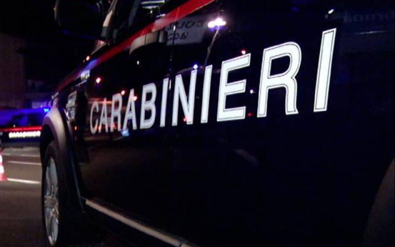 Auto dei Carabinieri (foto di repertorio)