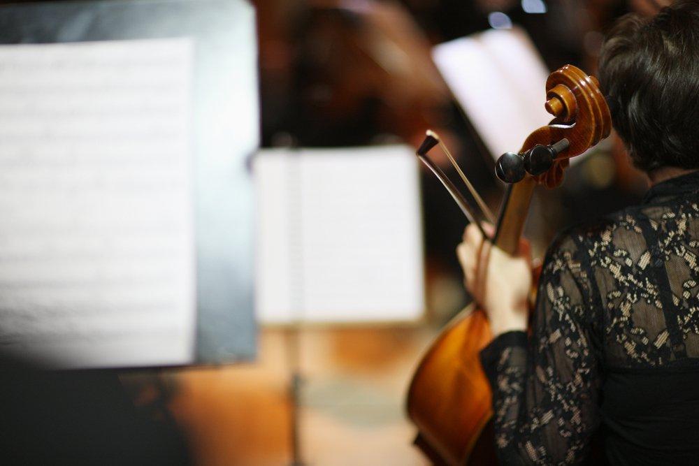 Orchestra (foto di repertorio)