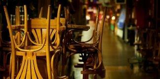 Locale chiuso (foto di repertorio)