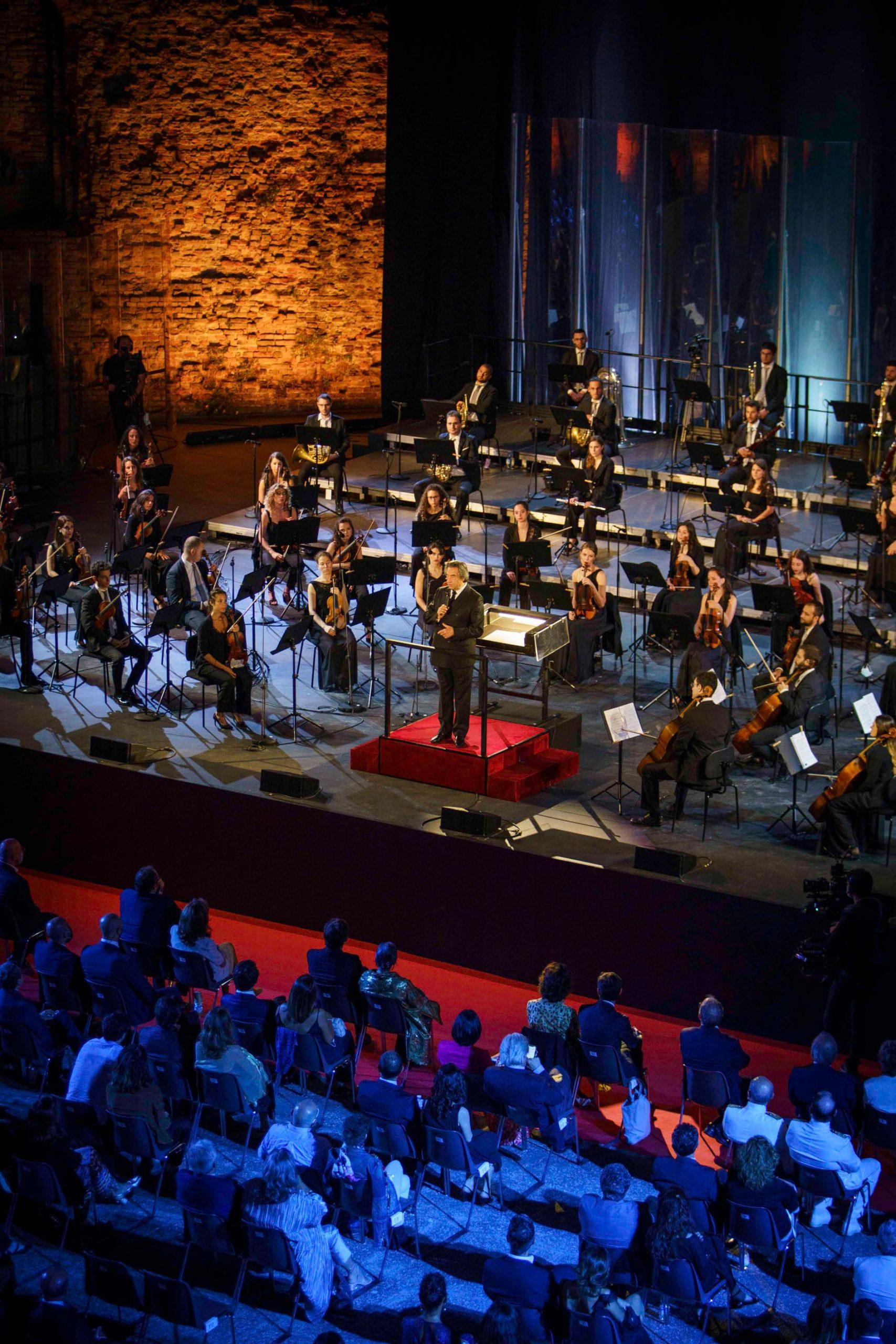 Apertura Ravenna Festival 2020