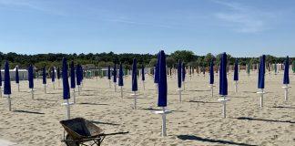 Spiaggia Marina di Ravenna