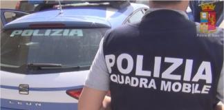 Polizia Squadra Mobile (foto di repertorio)