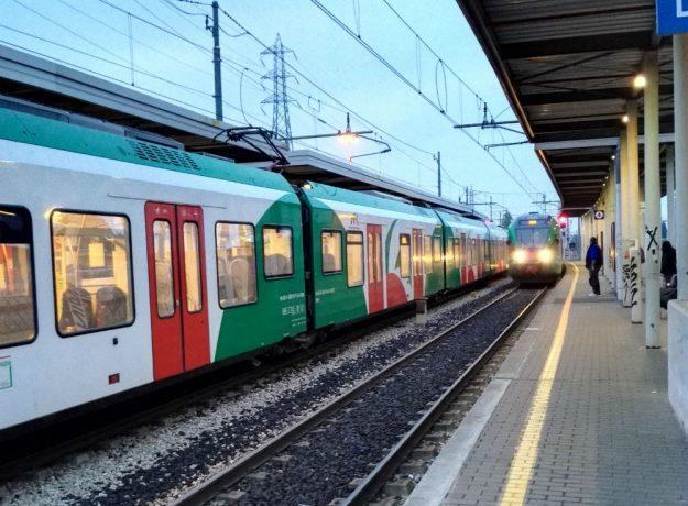 Un treno (foto di repertorio)