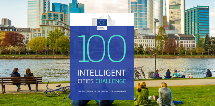 100 intelligent cities challenge (foto dal sito https://www.intelligentcitieschallenge.eu/)