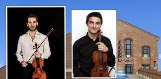 I quattro solisti del concerto per Sant'Apollinare
