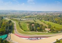 L'autodromo di Imola (foto di repertorio shutterstock)