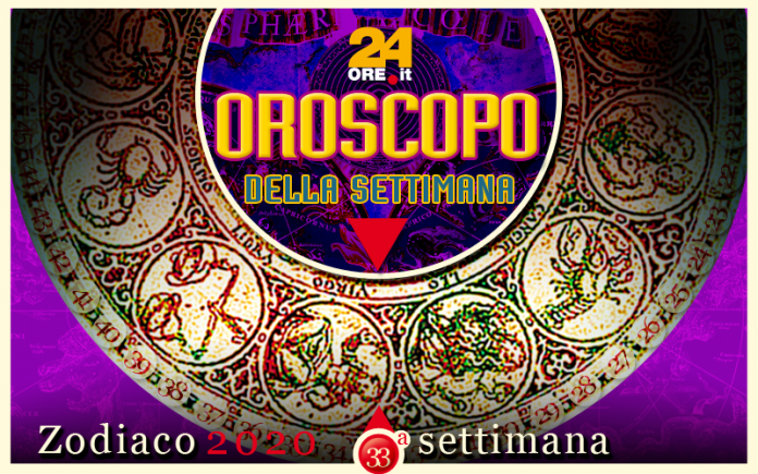 Oroscopo dal 12 al 18 agosto 2020