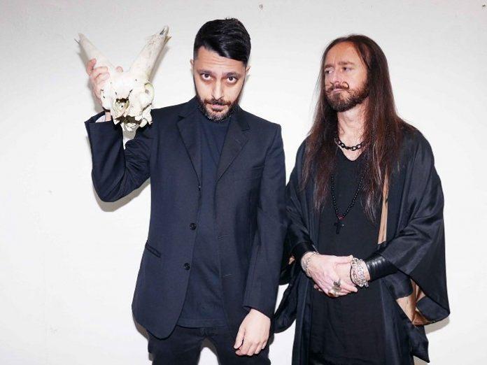 Paolo Spaccamonti e Ramon Moro (foto di Ivan Cazzola)