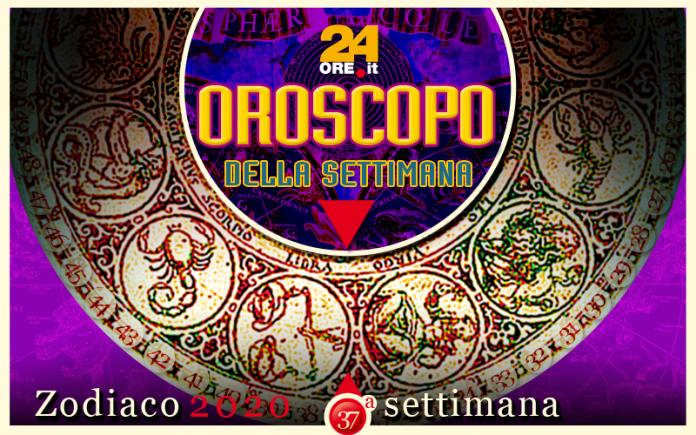 Oroscopo dal 2 all'8 settembre