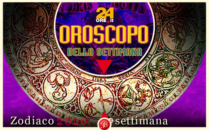 Oroscopo dal 9 al 15 settembre