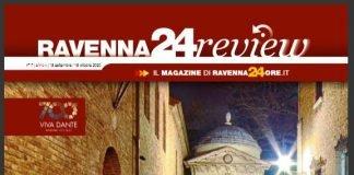 La copertina del nuovo numero di Ravenna24review