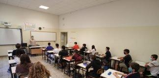 I ragazzi del liceo scientifico Oriani di Ravenna tornano sui banchi