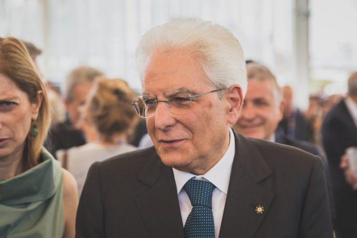 Il presidente della Repubblica, Sergio Mattarella (foto di repertorio Tinxi/shutterstock.com)