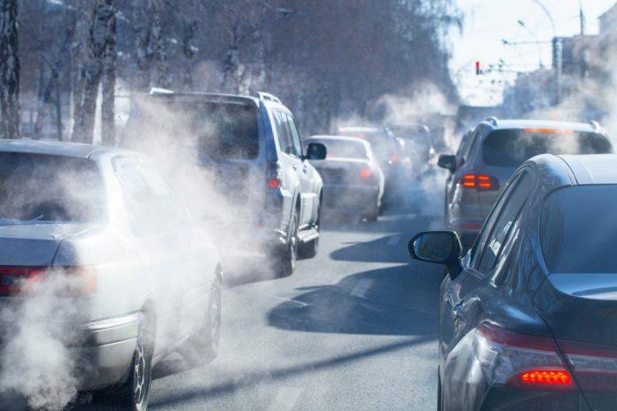 Smog (foto di repertorio)