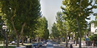 Viale Pallavicini (foto da Google Maps)