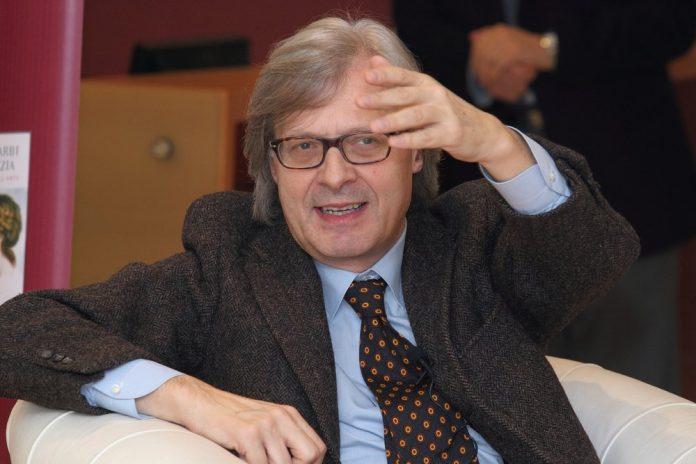 Vittorio Sgarbi (foto Antonio Nardelli / shutterstock.com)