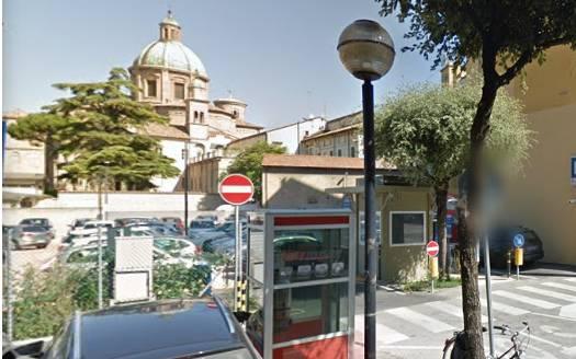 Il Parcheggio Azimut h 24 di via De Gasperi