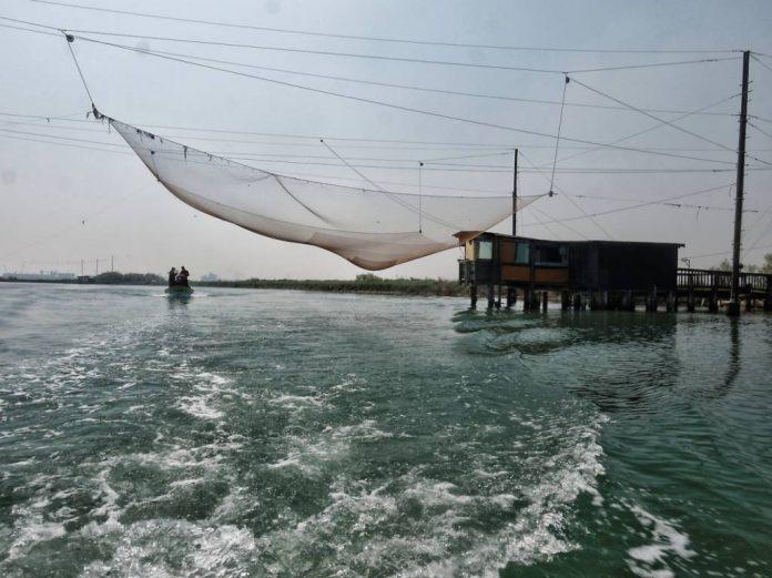 Capanno da pesca (foto di repertorio)