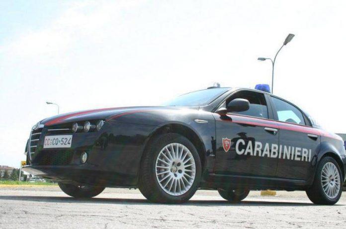 Carabinieri foto di repertorio)