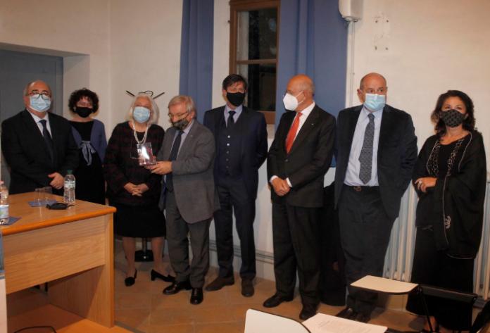 Il Procuratore Mancini, Fondaroli, Alessandra Sgubbi,Mingozzi, Cicognani, Patuelli, Sabadini e Tellarini.