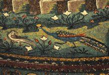 Il mosaico nella basilica di San Vitale