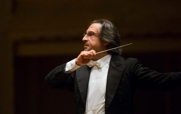 Riccardo Muti (ph: ToddRosenberg Photography)