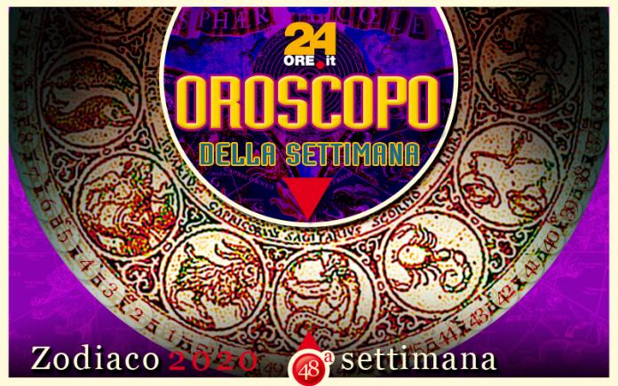 Oroscopo dal 24 novembre al 1 dicembre