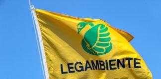Bandiera di Legambiente (foto Massimo Todaro / Shutterstock.com)
