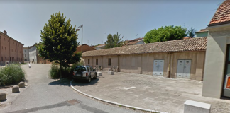 Largo Giustiniano (foto da Google Mpas)