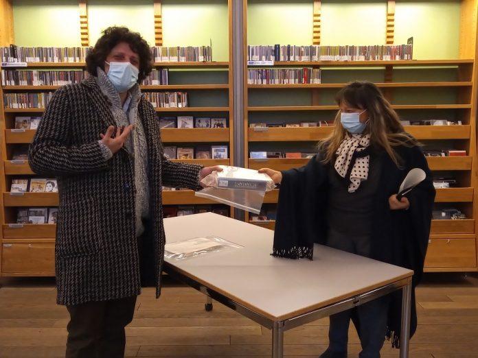 Prestito libri biblioteca Classense