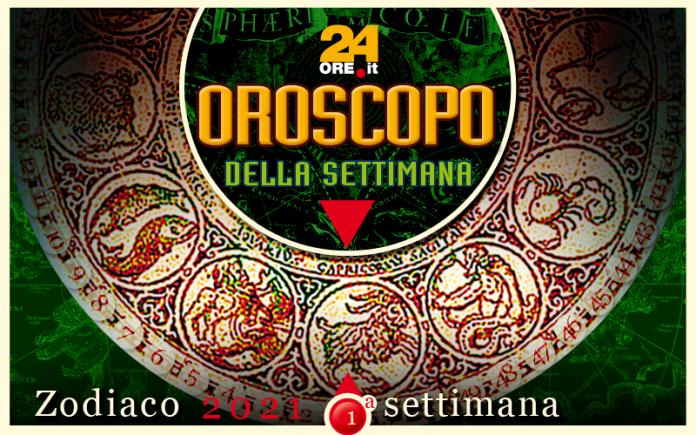 Oroscopo da 6 al 12 gennaio 2021