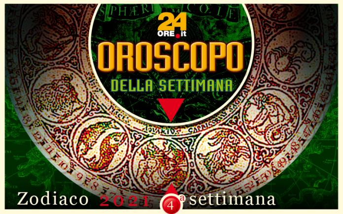 Oroscopo dal 27 gennaio al 2 febbraio