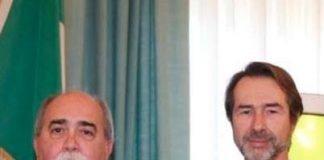 Alessandro Mancini e Giorgio Guberti
