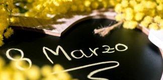 8 marzo, mimosa (foto di repertorio Shutterstock.com)